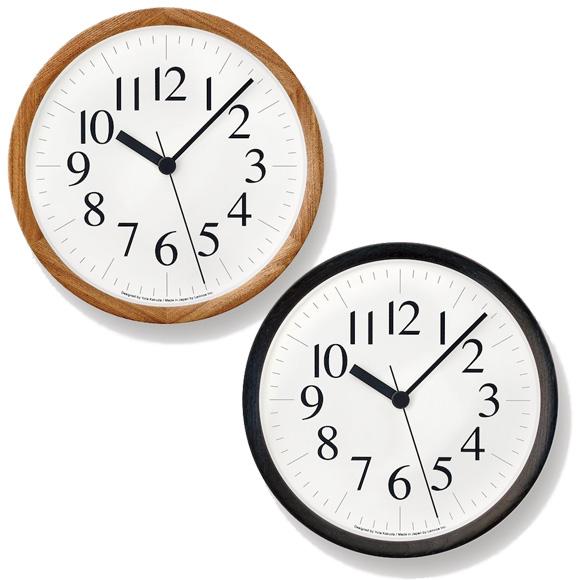 ポイントアップ中 割引クーポン配布中 Lemnos レムノス 掛け時計 ナチュラルNTメーカー廃盤 YK14-06 アナログ クロックB スイープムーブメント 訳あり商品 OUTLET SALE