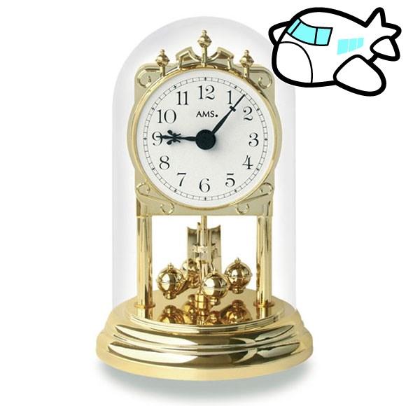 AMS 置き時計 置時計 アナログ おしゃれ ドイツ製 AMS1101 納期1ヶ月程度 (YM-AMS1101)