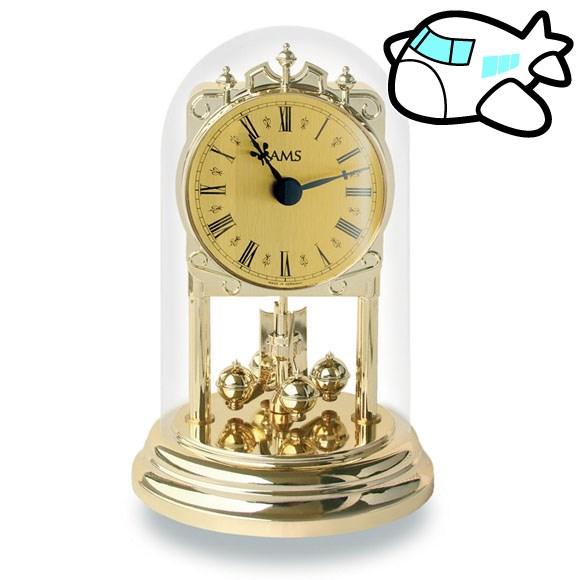 AMS 置き時計 置時計 アナログ アンティーク ドイツ製 AMS1103 納期1ヶ月程度 (YM-AMS1103)