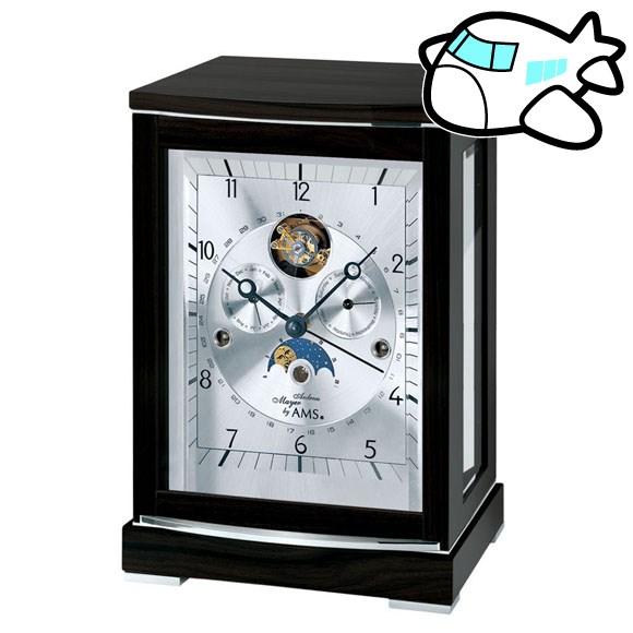 AMS 置き時計 置時計 アナログ 機械式 ドイツ製 AMS2170-11 納期1ヶ月程度 (YM-AMS2170-11)