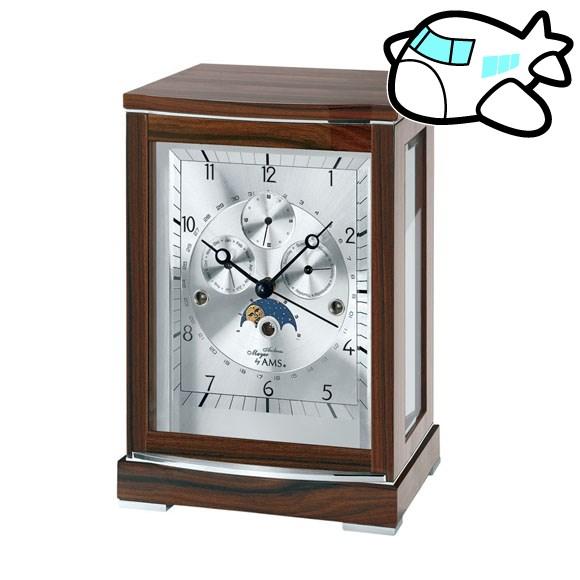 AMS 置き時計 置時計 アナログ 機械式 ドイツ製 AMS2171-1 納期1ヶ月程度 (YM-AMS2171-1)