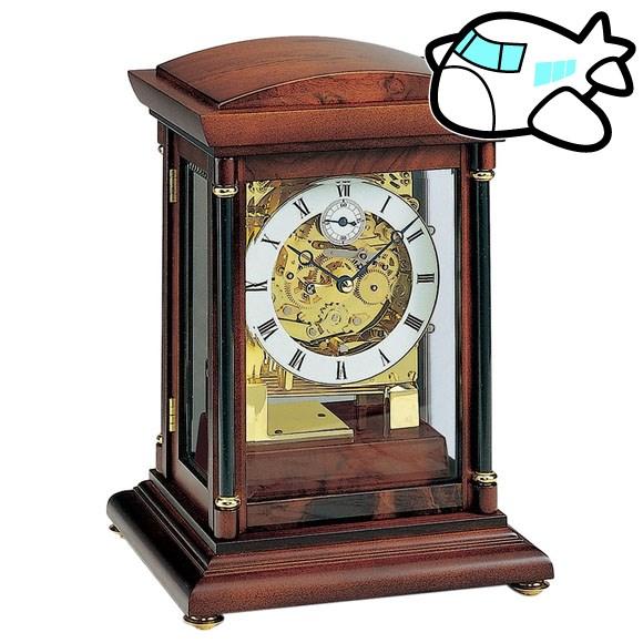 AMS 置き時計 置時計 アナログ 機械式 ドイツ製 AMS2187-1 納期1ヶ月程度 (YM-AMS2187-1)