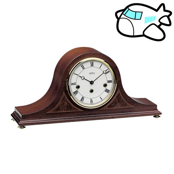 【ポイントアップ中&割引クーポン配布中】AMS 置き時計 置時計 機械式置き時計 アナログ アンティーク ドイツ製 AMS2190-1 納期1ヶ月程度 (YM-AMS2190-1)