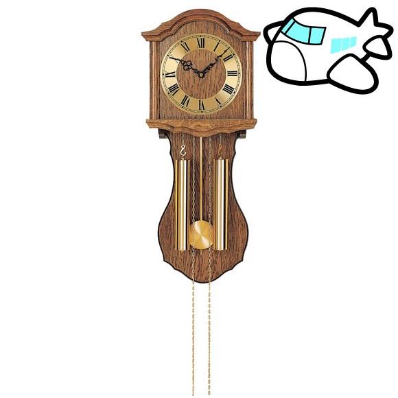 AMS 掛け時計 機械式 アナログ アンティーク ドイツ製 AMS248-4 納期1ヶ月程度 (YM-AMS248-4)