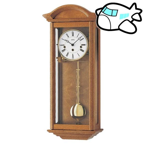 AMS 掛け時計 振り子時計 アナログ アンティーク ドイツ製 AMS2606-4 納期1ヶ月程度 (YM-AMS2606-4)