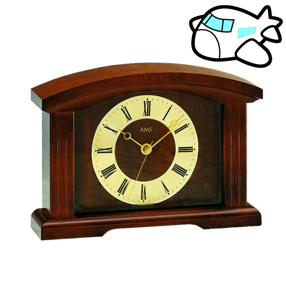 AMS 置き時計 置時計 アナログ アンティーク ドイツ製 AMS5138-1 納期1ヶ月程度 (YM-AMS5138-1)
