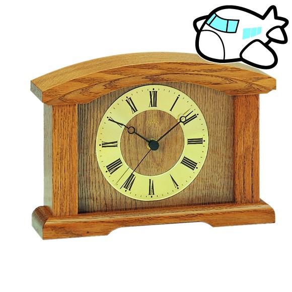 AMS 置き時計 置時計 アナログ アンティーク ドイツ製 AMS5138-4 納期1ヶ月程度 (YM-AMS5138-4)