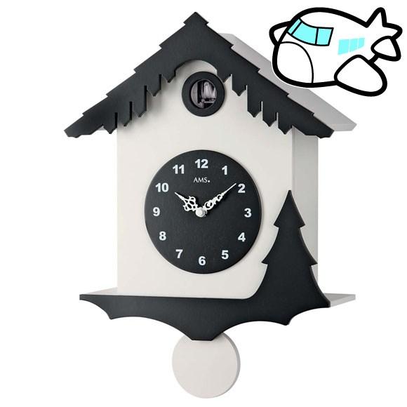 AMS 掛け時計 振り子時計 鳩時計 ハト ドイツ製 AMS7391 30%OFF 納期1~2ヶ月 (YM-AMS7391)
