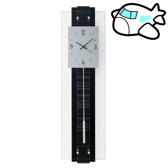 AMS 掛け時計 振り子時計 アナログ おしゃれ ドイツ製 AMS7392 納期1ヶ月程度 (YM-AMS7392)