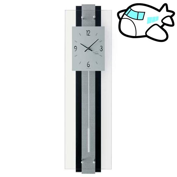 AMS 掛け時計 振り子時計 アナログ おしゃれ ドイツ製 AMS7393 30%OFF 納期1~2ヶ月 (YM-AMS7393)