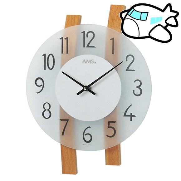 柔らかな質感の AMS 掛け時計 掛け時計 アナログ おしゃれ おしゃれ ドイツ製 納期1~2ヶ月 AMS9203 納期1~2ヶ月 (YM-AMS9203), 家具と雑貨のお店 リフル:45378529 --- plummetapposite.xyz
