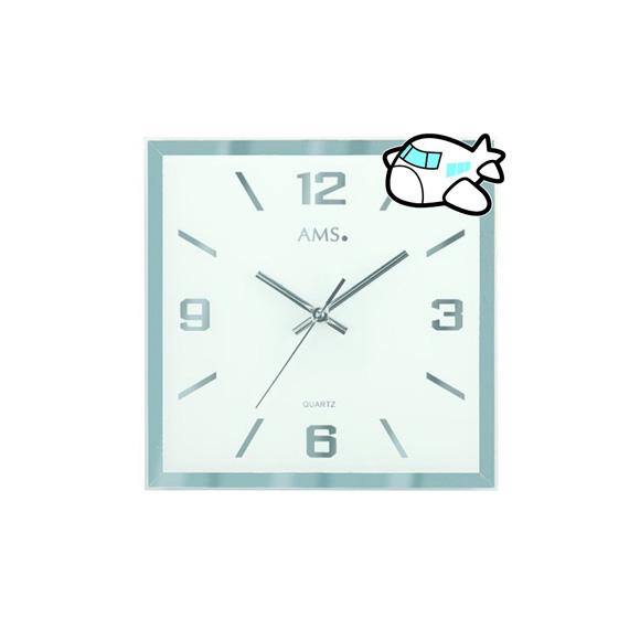 AMS 掛け時計 掛時計 アナログ おしゃれ ドイツ製 AMS9324 納期1ヶ月程度 (YM-AMS9324)