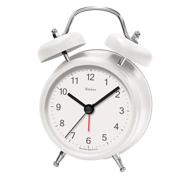 Attirant Alarm Clock Recording Bedroom Recording Function レトロベルヴォアス (SJ RD 007)