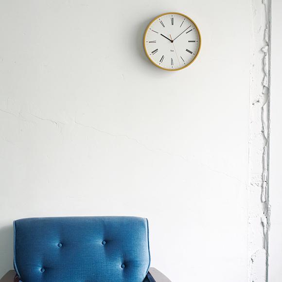 Interior Shop A Mon Lemnos レムノス Wall Clock Analog Quot Riki