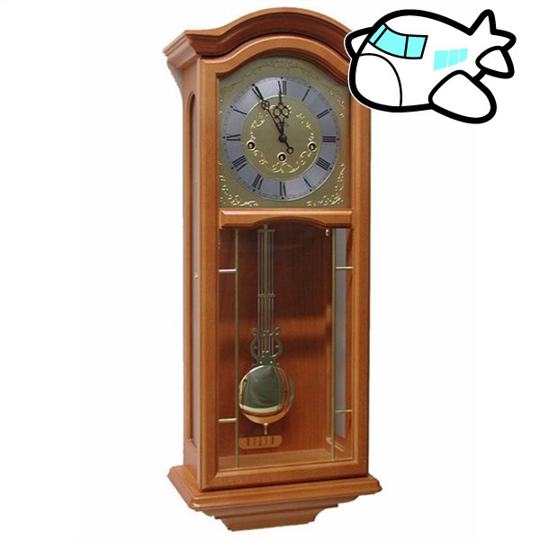 AMS 掛け時計 振り子時計 機械式 ドイツ製 AMS2651-9 納期1ヶ月程度 (YM-AMS2651-9)