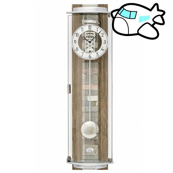 AMS 掛け時計 振り子時計 アナログ 機械式 ドイツ製 AMS2716 納期1ヶ月程度 (YM-AMS2716)