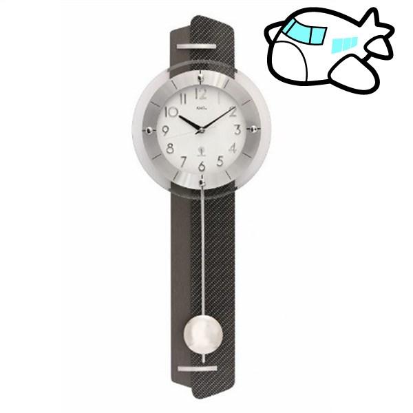 AMS 掛け時計 振り子時計 アナログ ドイツ製 AMS5264 納期1ヶ月程度 (YM-AMS5264)