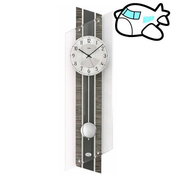 AMS 掛け時計 振り子時計 アナログ ドイツ製 AMS5300 納期1ヶ月程度 (YM-AMS5300)