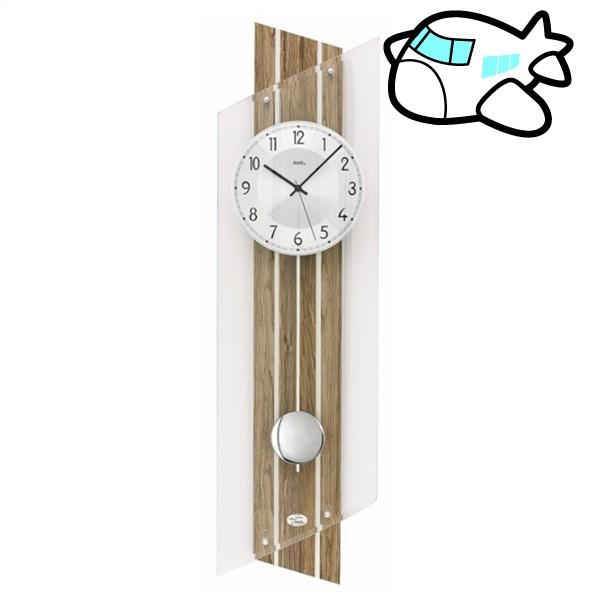 AMS 掛け時計 振り子時計 アナログ ドイツ製 AMS5302 納期1ヶ月程度 (YM-AMS5302)