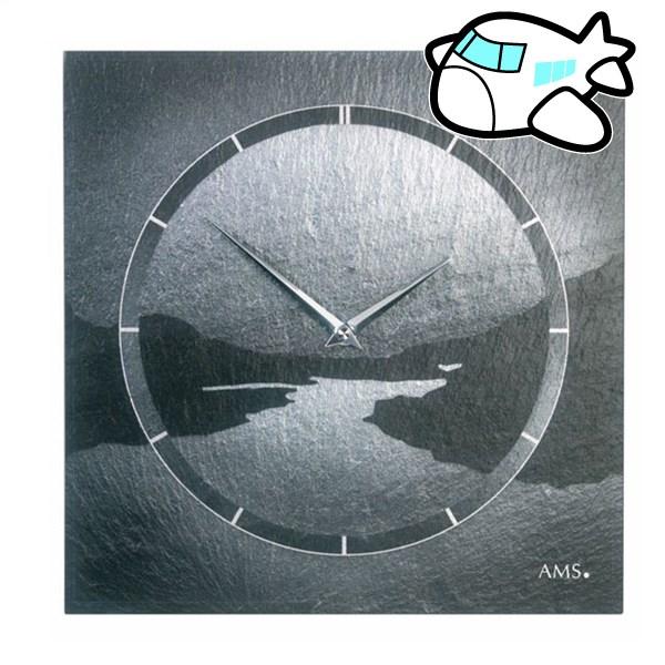 AMS 掛け時計 アナログ ドイツ製 AM9512 納期1ヶ月程度 (YM-AMS9512)