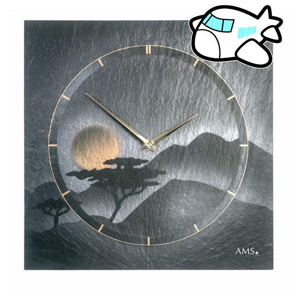AMS 掛け時計 アナログ ドイツ製 AM9514 納期1ヶ月程度 (YM-AMS9514)