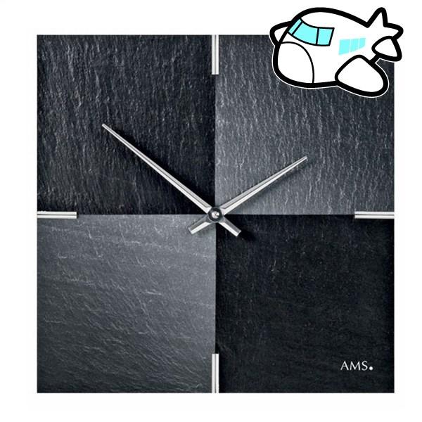 【ポイントアップ中&割引クーポン配布中】AMS 掛け時計 アナログ ドイツ製 AM9520 納期1ヶ月程度 (YM-AMS9520)