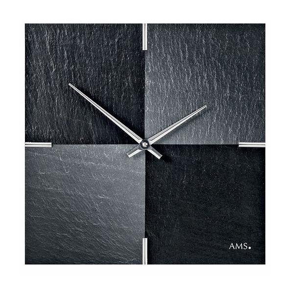 AMS 掛け時計 アナログ ドイツ製 AM9520 国内在庫 即納 (YM-AMS9520J)