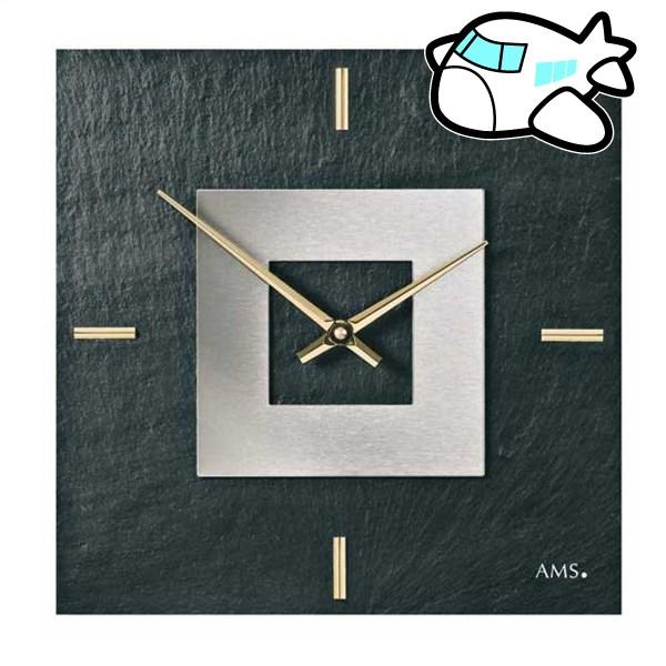 AMS 掛け時計 アナログ ドイツ製 AM9525 納期1ヶ月程度 (YM-AMS9525)