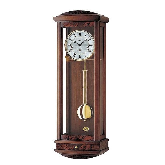 AMS 掛け時計 振り子時計 機械式 アナログ アンティーク ドイツ製 AMS2607-1 国内在庫 即納 (YM-AMS2607-1J)