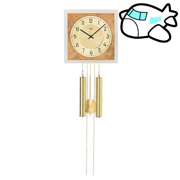 ドイツ AMS(アームス) 社製 モダン リビング ホール 機械式振り子時計 AMS343 納期1ヶ月程度