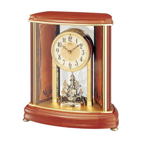 【送料無料】 SEIKO セイコー EMBLEM 置時計 (HW528B) (検) 時計 置き時計 目覚し時計 置時計