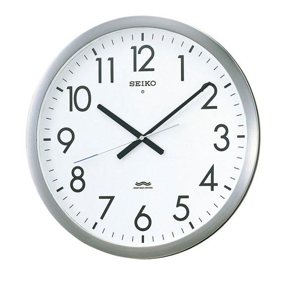 SEIKO セイコー 掛け時計 オフィスタイプ スイープ (KS266S)  (検) 時計 掛け時計 掛時計 かけ時計 木製