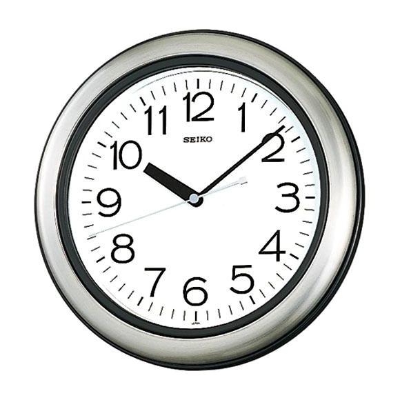 【エントリーで★最大ポイント10倍!】 【 送料無料 】 SEIKO セイコー 掛け時計 キッチン&バスクロック (KS463S) 【smtb-tk】 (検)|時計|掛け時計|掛時計|かけ時計|木製【10P05Nov16】