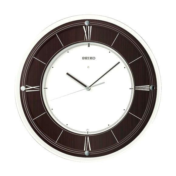 SEIKO セイコー 掛け時計 インターナショナルコレクション 電波 時計 (KX321B) (検) 時計 掛け時計 掛時計 かけ時計 木製