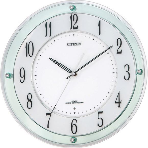 【 送料無料 】【特価2割引】 シチズン 掛け時計 アナログ ミレディM791 (RY-4MY791-005)