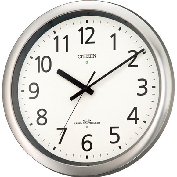 【 送料無料 】【特価2割引】 シチズン 掛け時計 アナログ パルウェーブM437 (RY-8MY437-019)