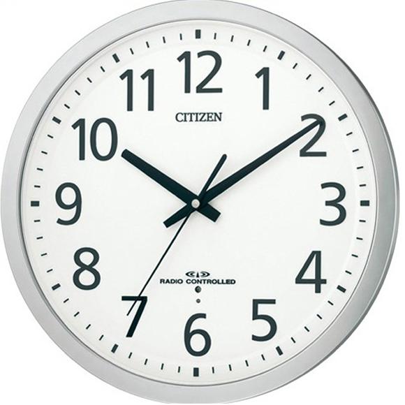 【 送料無料 】【特価2割引】 シチズン 掛け時計 アナログ スペイシーM462 (RY-8MY462-019)
