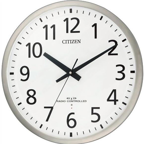 【 送料無料 】【特価2割引】 シチズン 掛け時計 アナログ スペイシーM463 (RY-8MY463-019)