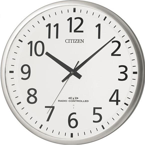 【 送料無料 】【特価2割引】 シチズン 掛け時計 アナログ スペイシーM465 (RY-8MY465-019)