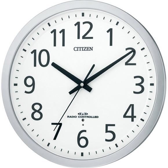 【 送料無料 】【特価2割引】 シチズン 掛け時計 アナログ パルフィス484 (RY-8MY484-019)