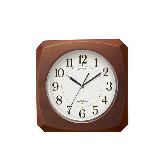 【 送料無料 】【特価2割引】 シチズン 掛け時計 アナログ リバライトF489 (RY-8MY489-006)