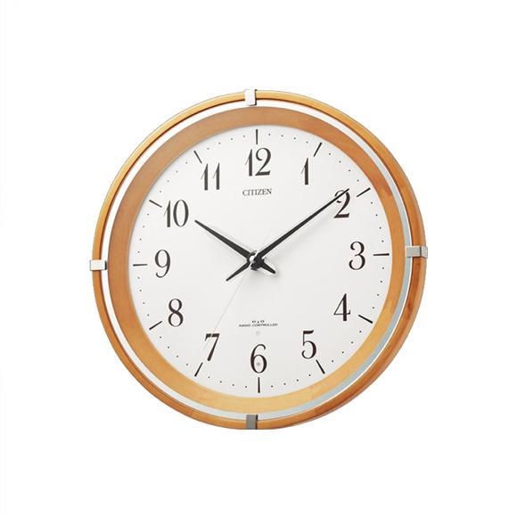 【 送料無料 】【特価2割引】 シチズン 掛け時計 アナログ エフライトM492 (RY-8MY492-007)