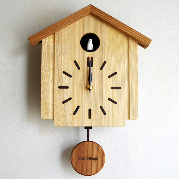 Cuckoo clock oak village 898 (RY-4MJ898AK06) (logging) | Watch | clock | clock | citizen