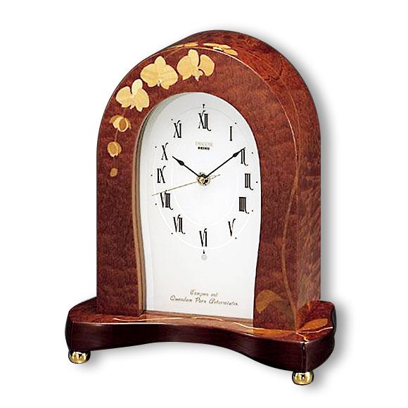Seiko Decor Clock Az738b Logging Watch Clocks Alarm Table