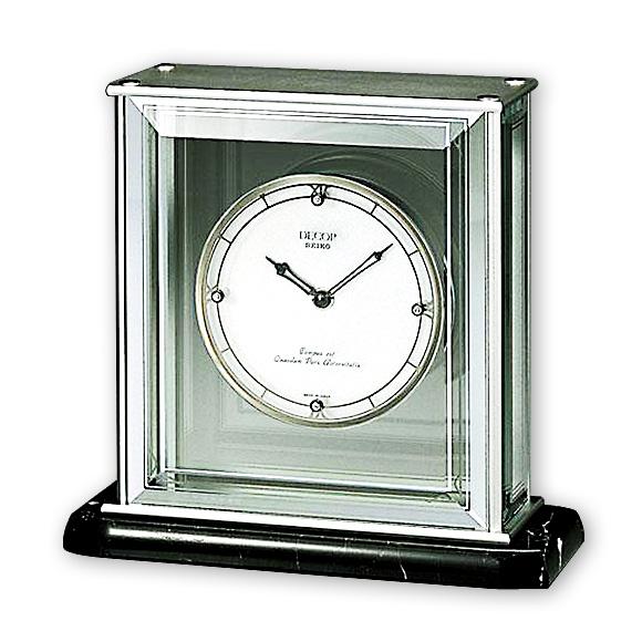 セイコークロック SEIKO デコール DECOR 置き時計 セイコー置き時計 巧 AZ739S スワロフスキー おしゃれ 【送料無料】 【10P01Oct16】