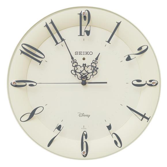 セイコー(SEIKO) 掛け時計 電波時計 スイープ おやすみ秒針 FS506C