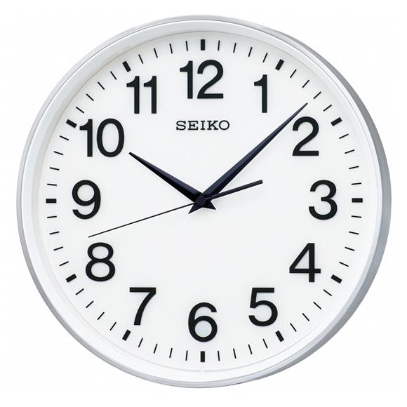 セイコー(SEIKO) 掛け時計 衛星電波時計 スペースリンク スイープ GP217S