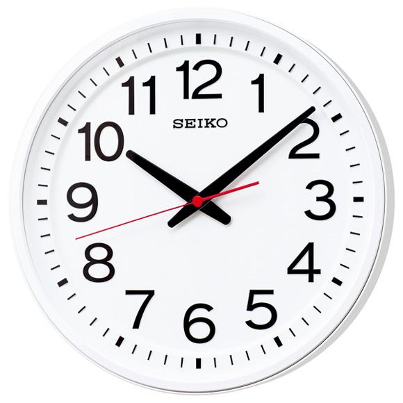 セイコー(SEIKO) 掛け時計 衛星電波時計 スペースリンク スイープ GP219W