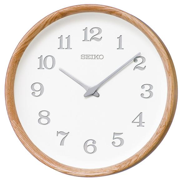 スペシャルオファ 【ポイントアップ中&割引クーポン配布中】セイコー(SEIKO) 掛け時計 木枠 電波時計 掛け時計 電波時計 木枠 KX239A, ミノリマチ:e551e645 --- canoncity.azurewebsites.net