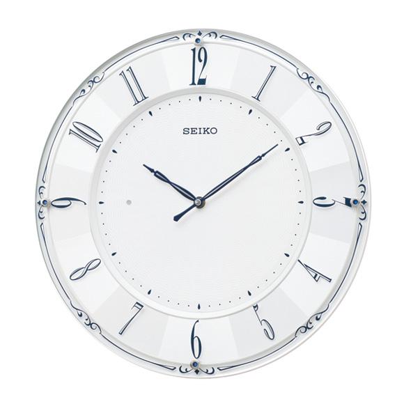 セイコー(SEIKO) 掛け時計 電波時計 KX504W